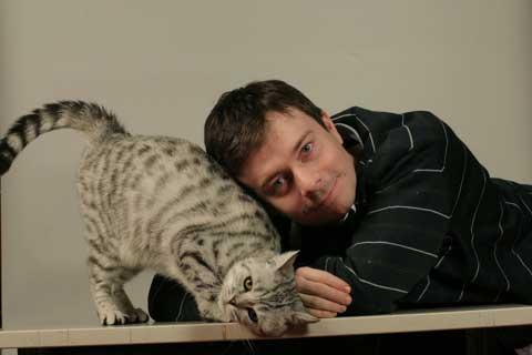 Дмитрий Куклачев: Опыт реабилитации с использованием кошек уже имеется во многих странах мира