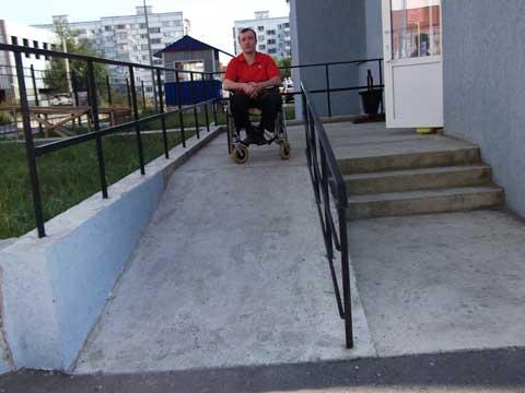 Кижеватова 19 - полная доступность