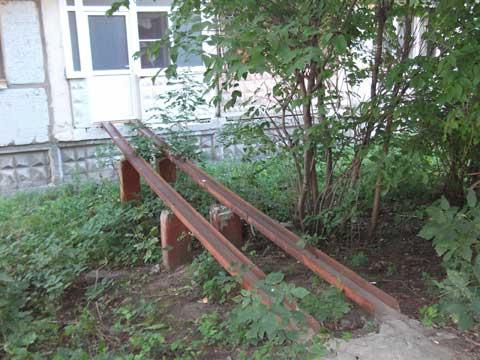 Воронова 12 - доступный и недоступный дом