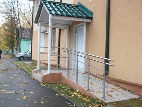 Департамент градостроительства Пензенской обл. - полная доступность