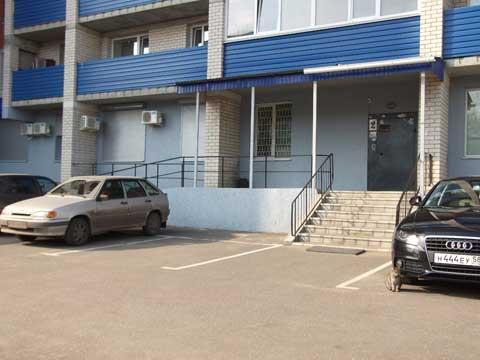 Кижеватова 19 - полностью доступный дом