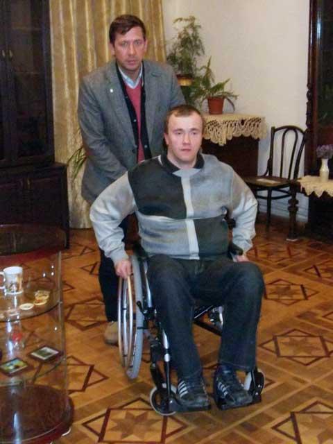 Андрей Мерзликин и Дмитрий Васьков