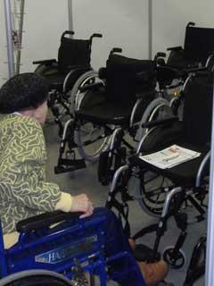 У пензенских инвалидов появилась возможность пересесть на качественные инвалидные кресла