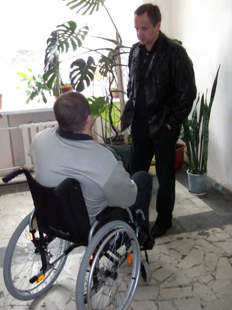 Андрей Соколов и Дмитрий Васьков