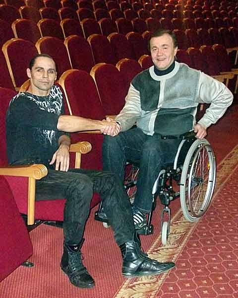 Дмитрий Бозин & Дмитрий Васьков