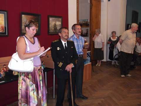 Борис Хайкин - отважный капитан став инвалидом, реализовал себя в творчестве
