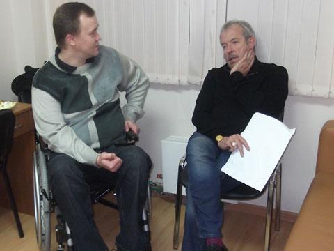 Андрей Макаревич: Я мечтаю, что бы к инвалидам в России стали относиться как в Японии