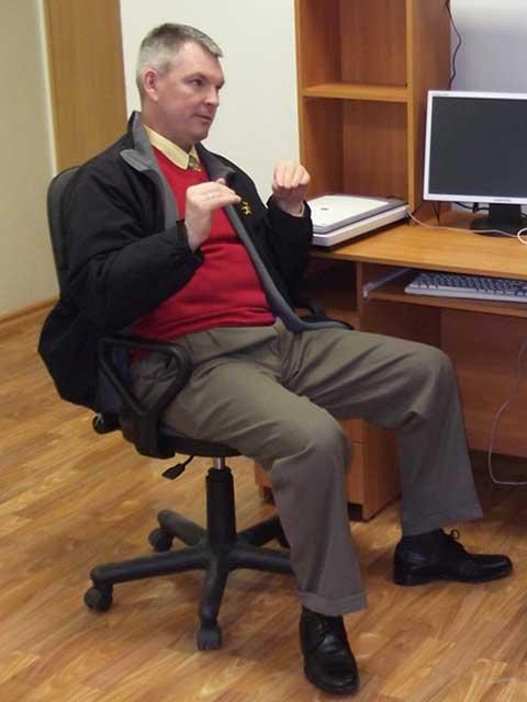 Александр Самокутяев: Между космонавтами и людьми с ограниченными возможностями здоровья много общего!