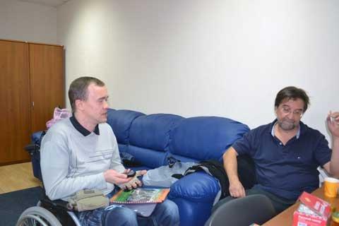 Юрий Шевчук дал эксклюзивное интервью для журнала DISABILITY TODAY