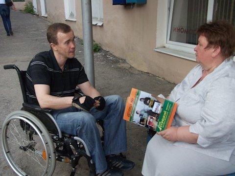 Министр образования Пензенской области Светлана Копешкина о доступности учебных заведений для учащихся с ограниченными возможностями здоровья
